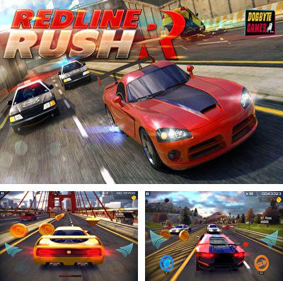 In addition to the game A dark room for iPhone, iPad or iPod, you can also download Redline Rush for free.