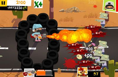 Free Redneck Revenge: A Zombie Roadtrip download for iPhone, iPad and iPod.