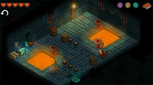 Screenshots of the Red's kingdom game for iPhone, iPad or iPod.