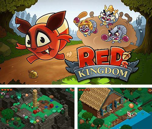Download Red's kingdom iPhone free game.