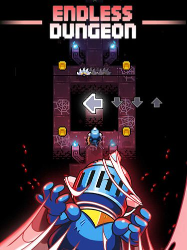 Screenshots of the Redungeon game for iPhone, iPad or iPod.