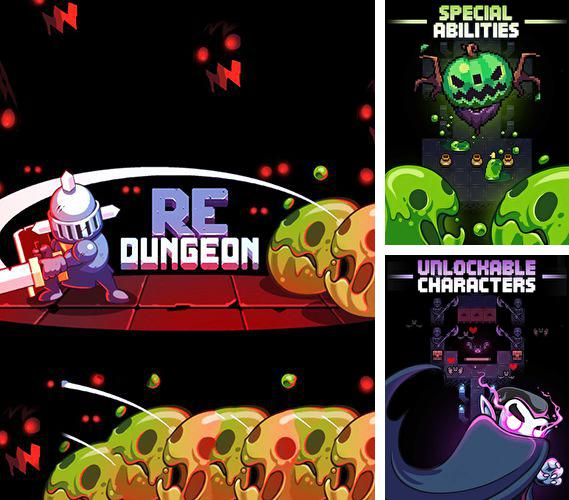 In addition to the game Atlantis 3: The new world for iPhone, iPad or iPod, you can also download Redungeon for free.
