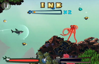 Free Reef Run download for iPhone, iPad and iPod.