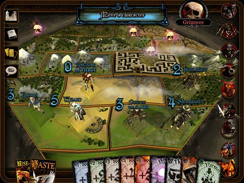 Download Reiner Knizia: Confrontation iPhone free game.