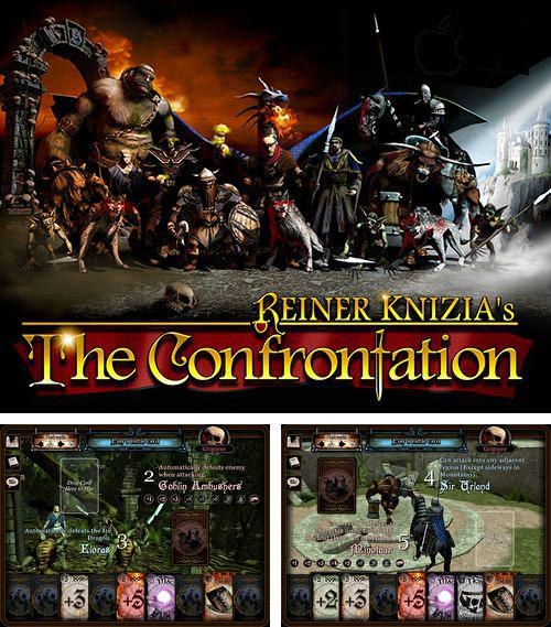 In addition to the game Star Empires for iPhone, iPad or iPod, you can also download Reiner Knizia: Confrontation for free.
