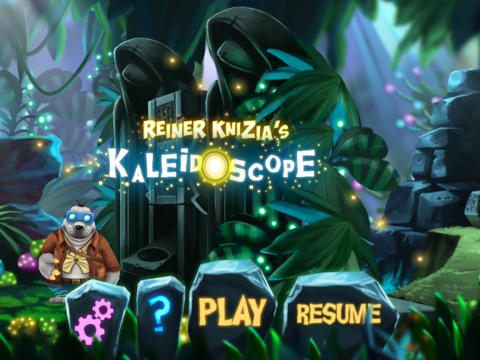 Download Reiner Knizia's Kaleidoscope iPhone free game.