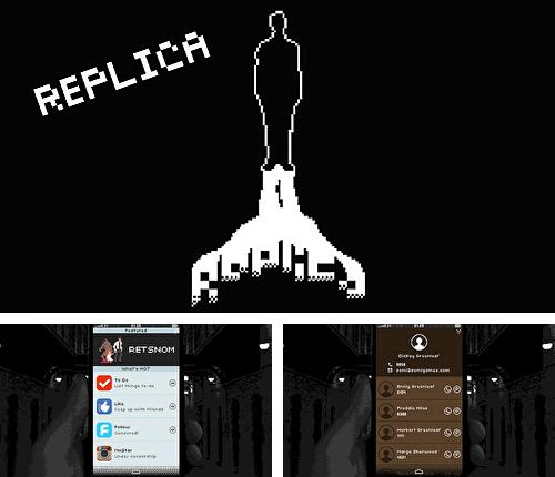 Download Replica iPhone free game.