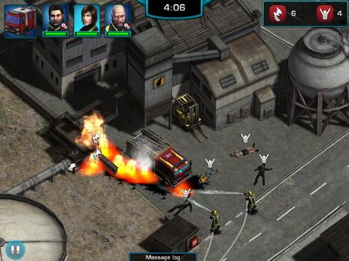 Скачати гру Rescue: Heroes in action для iPad.