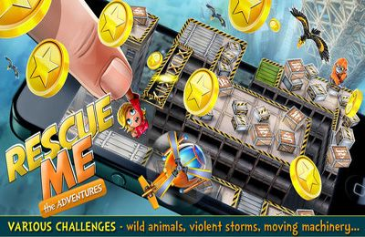 Free Rescue Me - The Adventures Premium download for iPhone, iPad and iPod.