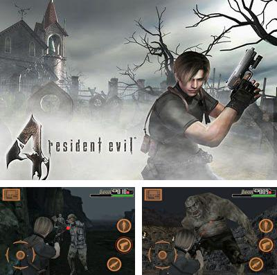 In addition to the game iTerrorists for iPhone, iPad or iPod, you can also download Resident Evil 4 for free.