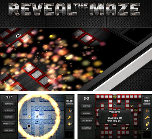 In addition to the game Deadlings for iPhone, iPad or iPod, you can also download Reveal The Maze for free.