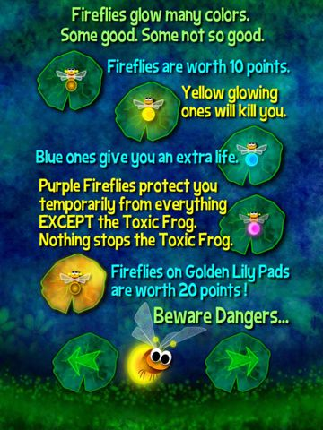 Free Revenge of toxic frog download for iPhone, iPad and iPod.