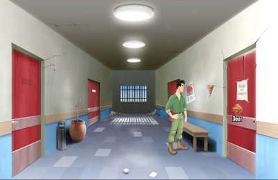 Screenshots of the Reversion - The Escape game for iPhone, iPad or iPod.
