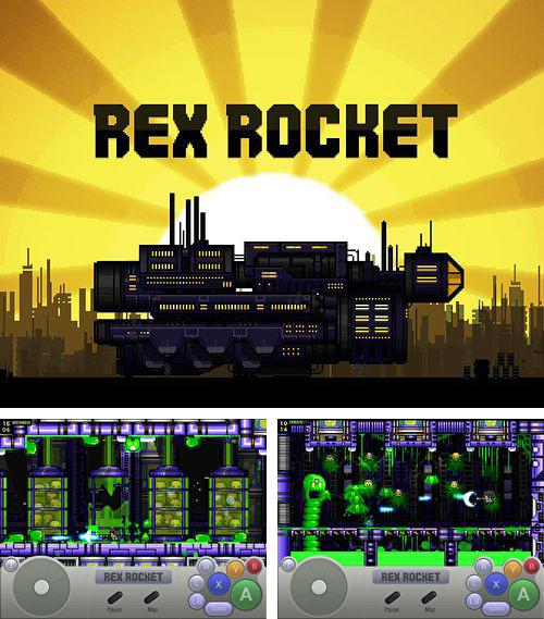 In addition to the game Cutting Edge Arena for iPhone, iPad or iPod, you can also download Rex rocket for free.
