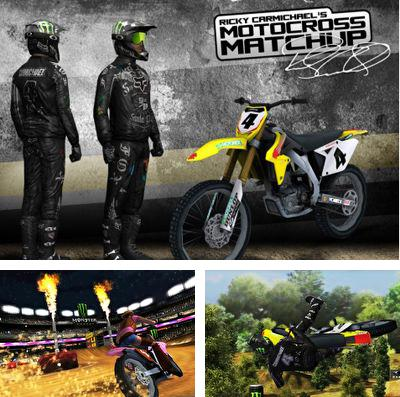 In addition to the game Reckless racing 3 for iPhone, iPad or iPod, you can also download Ricky Carmichael's Motorcross Marchup for free.