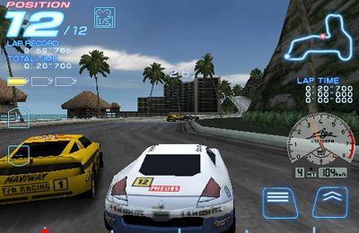 Baixe RIDGE RACER ACCELERATED gratuitamente para iPhone, iPad e iPod.