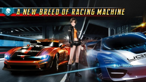 Screenshots vom Spiel Ridge racer: Slipstream für iPhone, iPad oder iPod.
