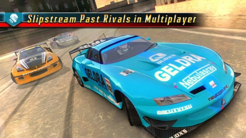 Геймплей Ridge racer: Slipstream для Айпад.