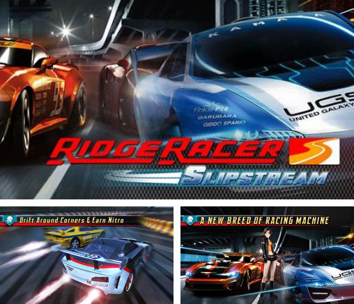 In addition to the game Star wars journeys: The phantom menace for iPhone, iPad or iPod, you can also download Ridge racer: Slipstream for free.