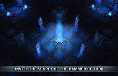 Descarga gratuita de Rimelands: Hammer of Thor para iPhone, iPad y iPod.