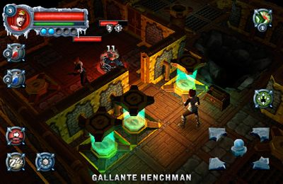 Capturas de pantalla del juego Rimelands: Hammer of Thor para iPhone, iPad o iPod.