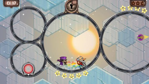 Descarga gratuita de Ring Run Circus para iPhone, iPad y iPod.