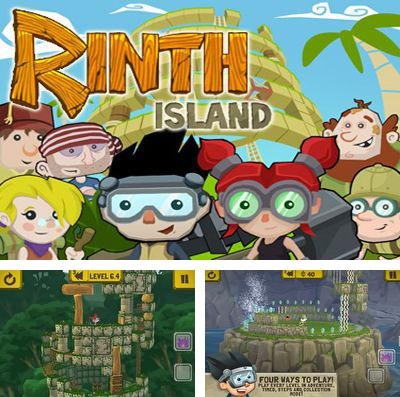In addition to the game Distrust for iPhone, iPad or iPod, you can also download Rinth Island for free.