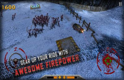 Screenshots of the R.I.P. Rally game for iPhone, iPad or iPod.