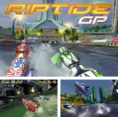 In addition to the game Minigore 2: Zombies for iPhone, iPad or iPod, you can also download Riptide GP for free.