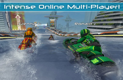 Download Riptide GP2 iPhone free game.