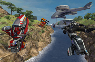 Screenshots of the Riptide GP2 game for iPhone, iPad or iPod.