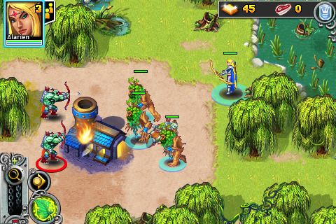 下载免费 iPhone、iPad 和 iPod 版Rise of lost Empires。