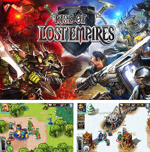 Скачать Rise of lost Empires на iPhone бесплатно