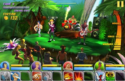 Free Rise to Fame: The Music RPG download for iPhone, iPad and iPod.