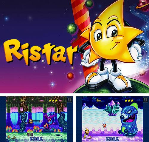 In addition to the game Bonfire trail for iPhone, iPad or iPod, you can also download Ristar for free.