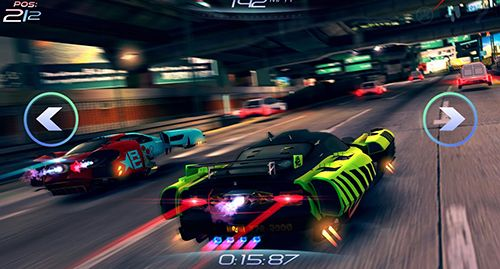 Download Rival gears iPhone free game.