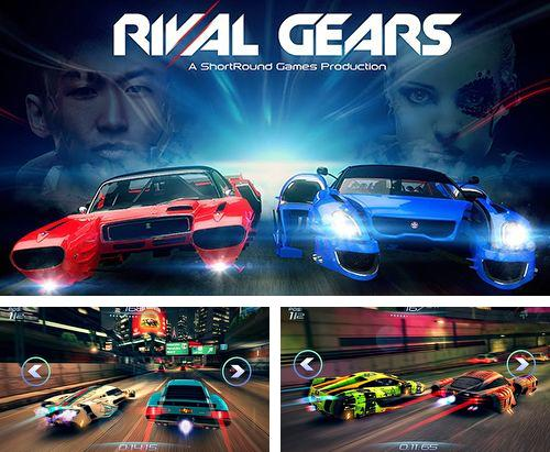 In addition to the game Infiniroom for iPhone, iPad or iPod, you can also download Rival gears for free.