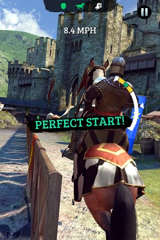 Download Rival knights iPhone free game.