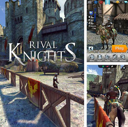 In addition to the game Oceanhorn for iPhone, iPad or iPod, you can also download Rival knights for free.