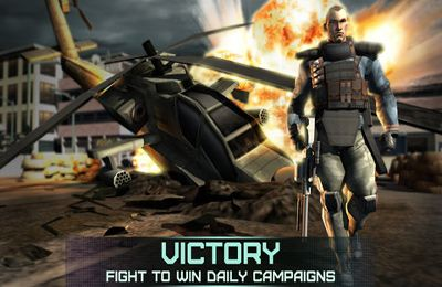 Capturas de pantalla del juego Rivals at War para iPhone, iPad o iPod.
