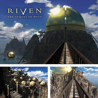 In addition to the game Block city wars for iPhone, iPad or iPod, you can also download Riven for free.