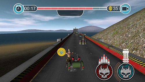 Free Road madness download for iPhone, iPad and iPod.