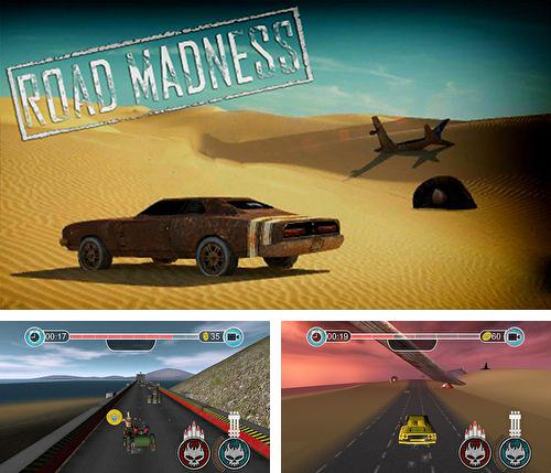 Download Road madness iPhone free game.