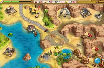 Descarga gratuita de Roads of  Rome para iPhone, iPad y iPod.
