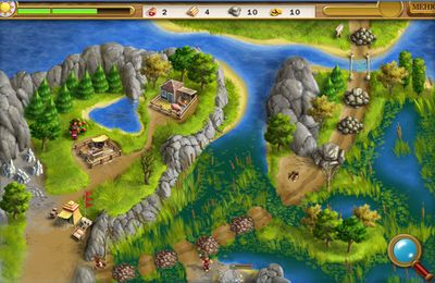 Screenshots do jogo Roads of  Rome para iPhone, iPad ou iPod.