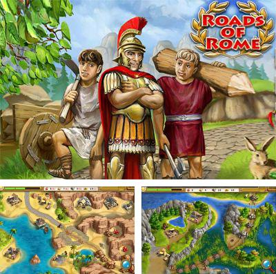 In addition to the game Dr. Panda's daycare for iPhone, iPad or iPod, you can also download Roads of  Rome for free.