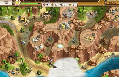 Descarga gratuita de Roads of Rome 3 HD para iPhone, iPad y iPod.