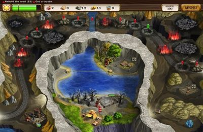Capturas de pantalla del juego Roads of Rome 3 HD para iPhone, iPad o iPod.