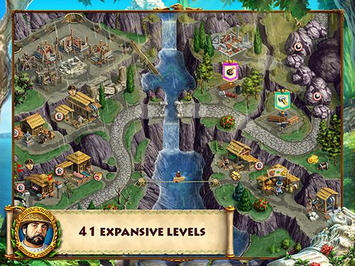 Download Roads of Rome: New generation iPhone free game.