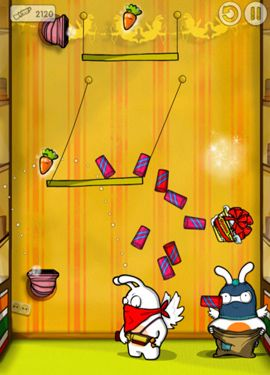Free Robber Rabbits! download for iPhone, iPad and iPod.